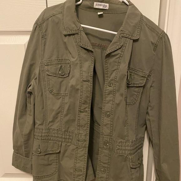 Saint John's Bay Active Jackets & Blazers - A fall over coat